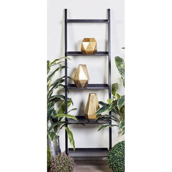Peggy Ladder Bookcase by Cole & Grey