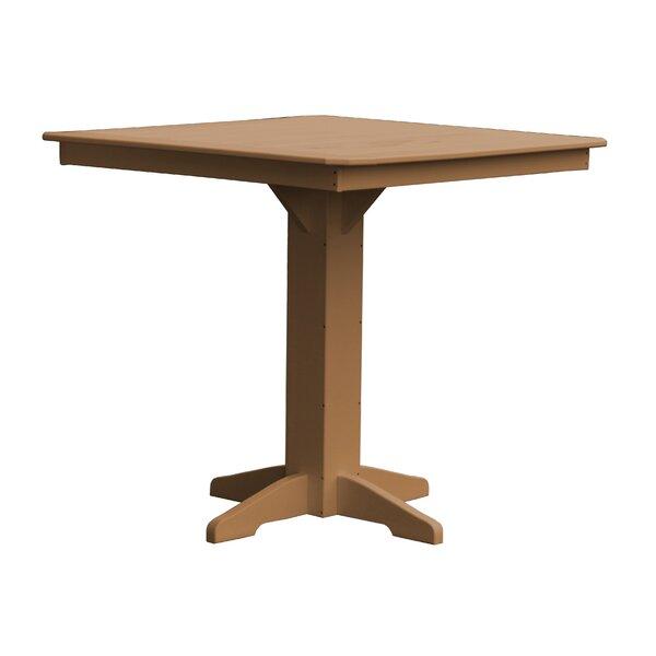 Newport Plastic/Resin Bar Table by Radionic Hi Tech