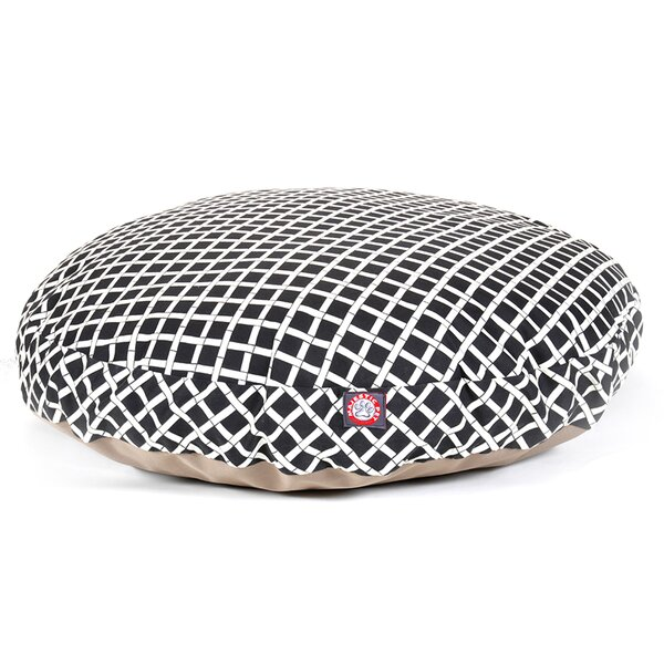 Bamboo Round Pet Bed by Majestic Pet Products