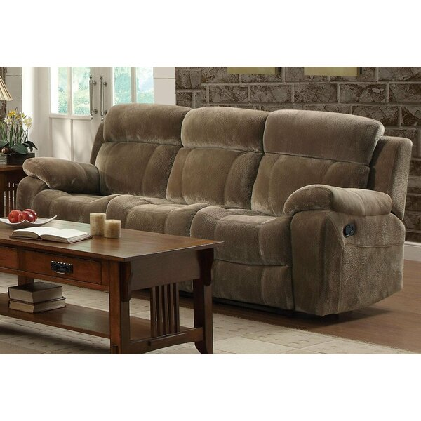2018 Top Brand Cimarr Reclining Sofa by Winston Porter by Winston Porter