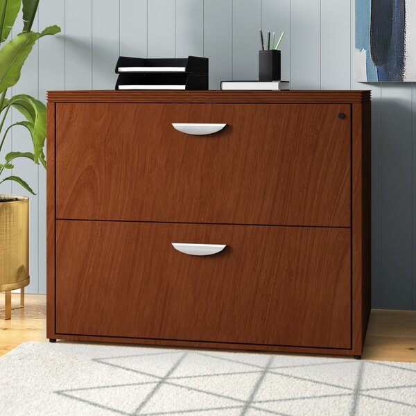 Ventnor 2-Drawer Lateral Filing Cabinet