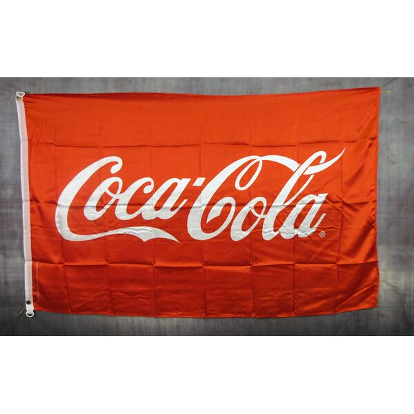 Coca Cola Traditional Flag by NeoPlex