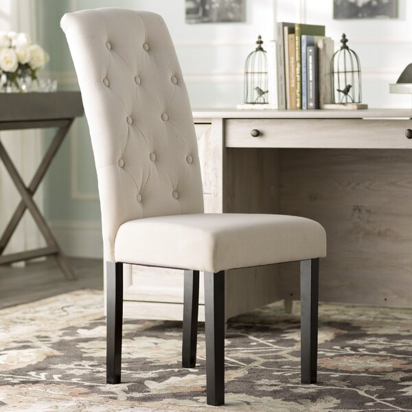 Oshiro Tufted Side Chair (Set of 2) by One Allium Way