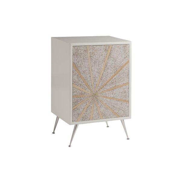 Signature Designs Montez 1 Door Accent Cabinet by Artistica Home
