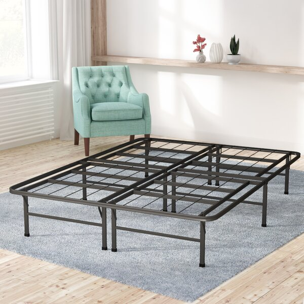 Box Spring & Bed Frame Foundation by Alwyn Home