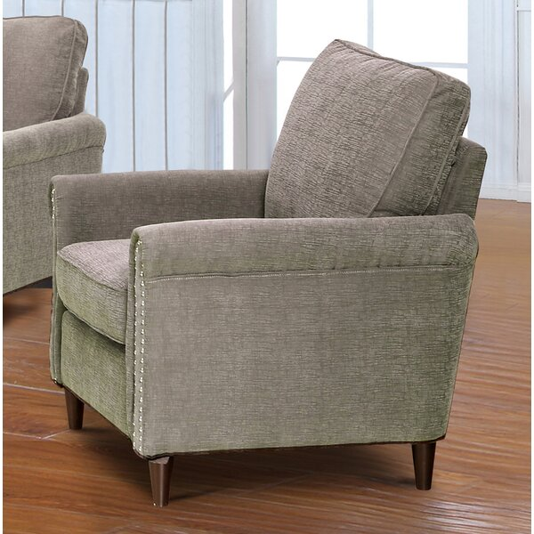 Ickenham Armchair by Gracie Oaks