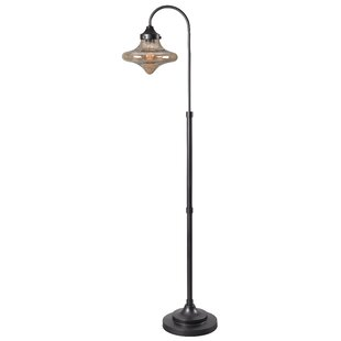 Athenis 59 Arched Floor Lamp By Laurel Foundry Modern Farmhouse Lamps