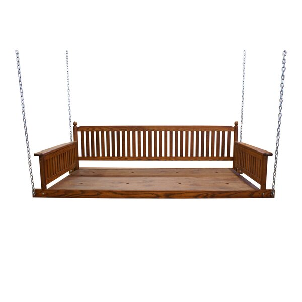 Cano Day Bed Porch Swing by Longshore Tides Longshore Tides