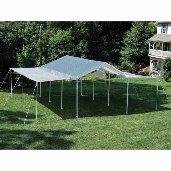 Max AP 10 Ft. W x 20 Ft. D Steel Party Tent by She