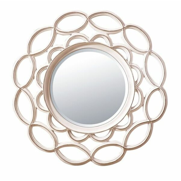 Lattimer Wall Accent Mirror by Everly Quinn
