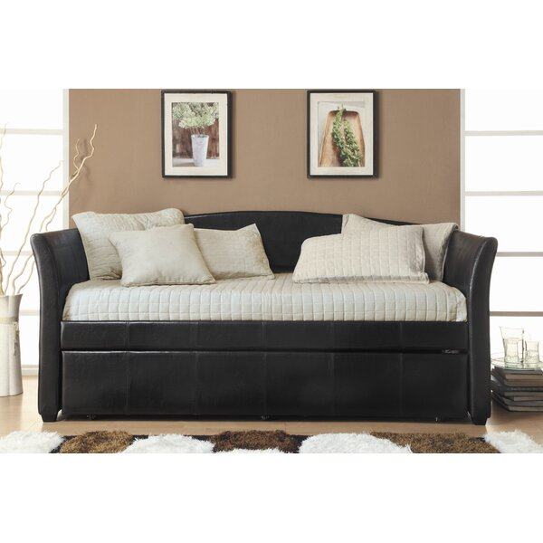 Meyer Twin Daybed with Trundle by Woodhaven Hill