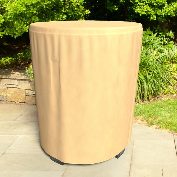 All-Seasons Round AC Cover by Budge Industries
