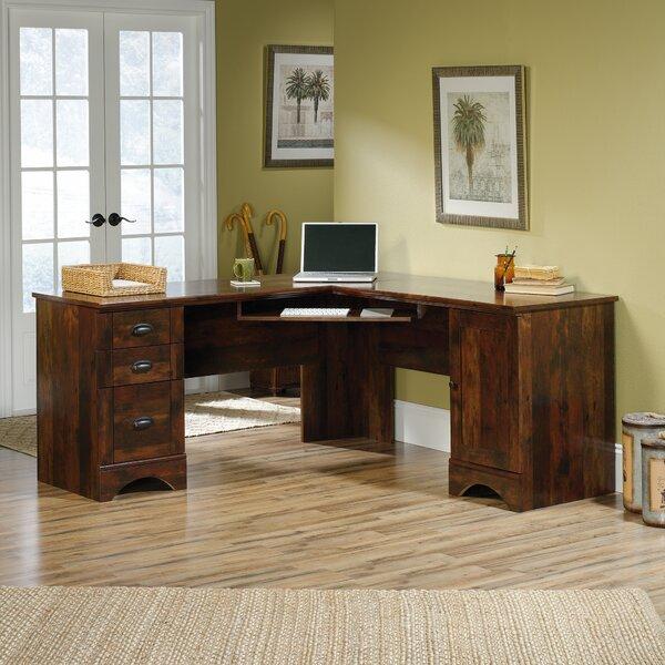 Pinellas L-Shape Computer Desk by Beachcrest Home