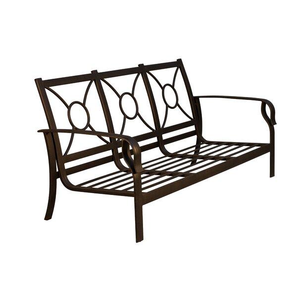 Waynesburg Deep Seating Patio Sofa by Red Barrel Studio Red Barrel Studio