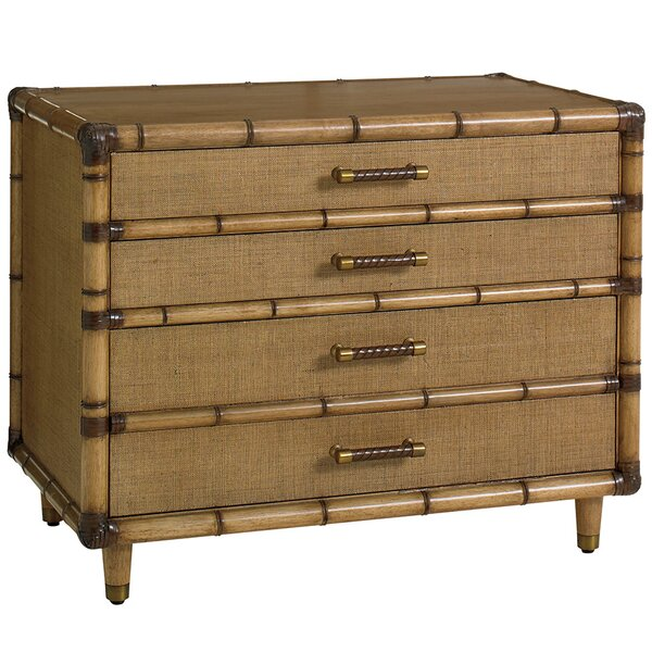 Twin Palms 3 Drawer Accent Chest by Tommy Bahama Home