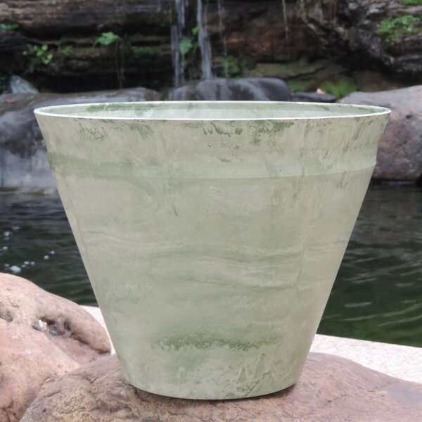 Nile Fiber Clay Pot Planter by Griffith Creek Designs