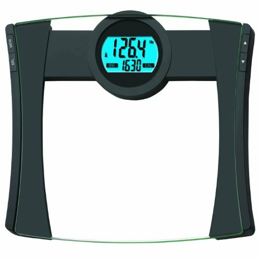 Precision Digital Bathroom Scale by EatSmart