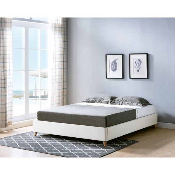 Goolsby Upholstered Platform Bed by Ebern Designs Ebern Designs