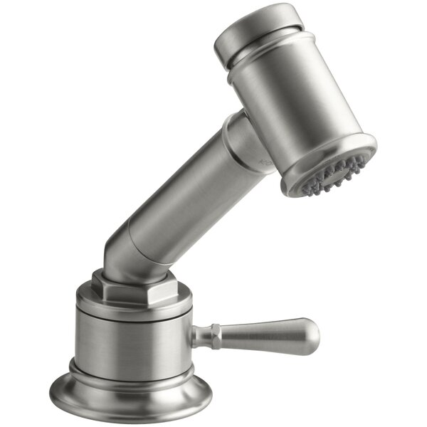 Hiriseindependent Sidespray with Valve by Kohler