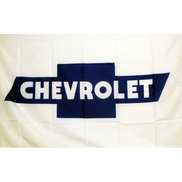 Chevrolet Bowtie Traditional Flag by NeoPlex