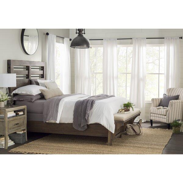 Martelli Standard Bed by Gracie Oaks