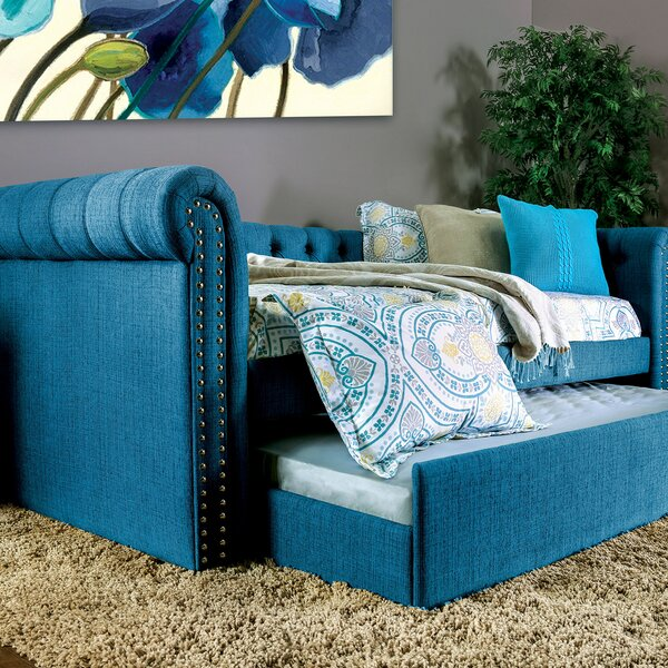 Kenya Daybed with Trundle by Rosdorf Park Rosdorf Park