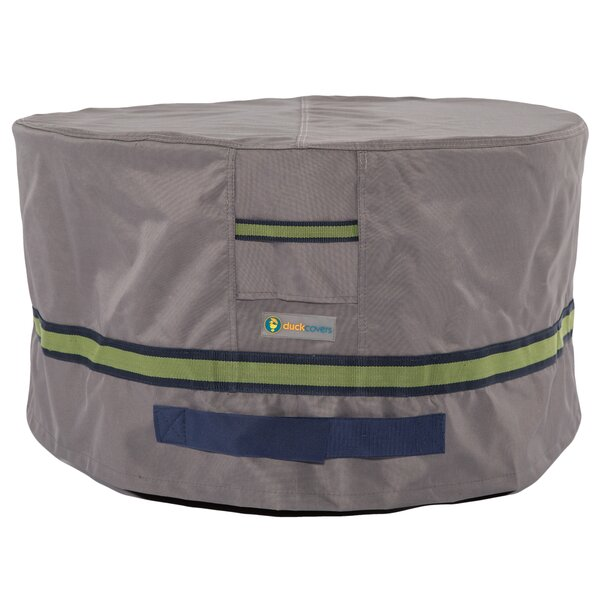 Soteria Water Resistant Ottoman Cover by Duck Covers