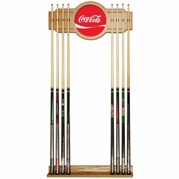 Coke Acrylic Cue Rack - Dynamic Ribbon Device by Trademark Global