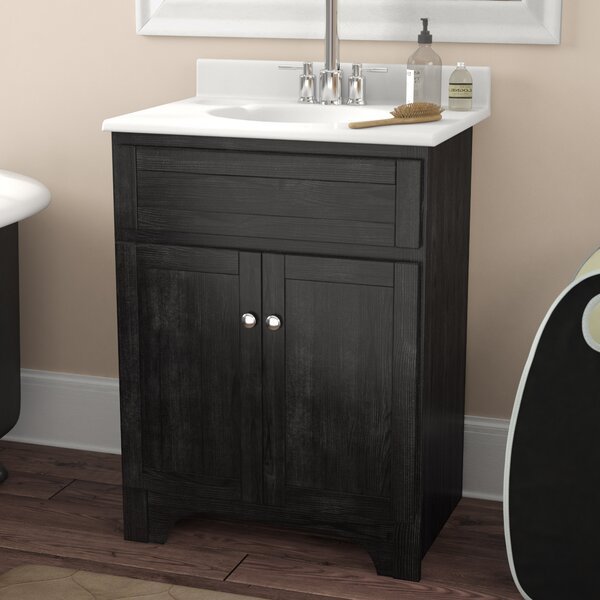 Noblesville 25 Single Bathroom Vanity Set by Andover Mills