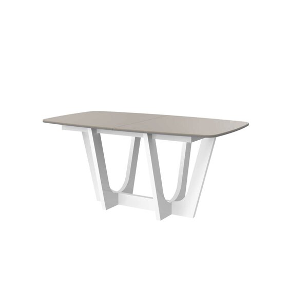 Leonide Bambino Extendable Dining Table by Latitude Run