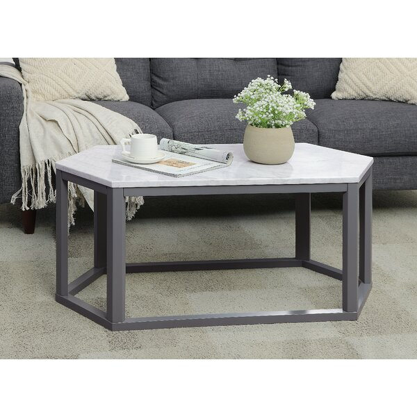 Fleck Coffee Table By Highland Dunes