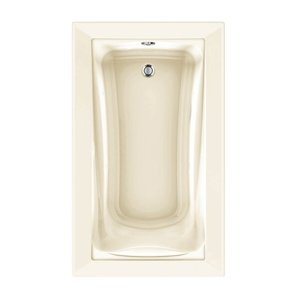 Green Tea 60 x 36 Air Bathtub by American Standard
