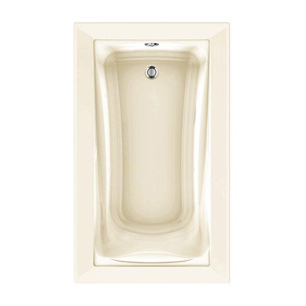 Green Tea 60 x 36 Air Bathtub by American Standard