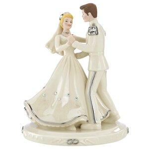 Disney's Cinderella Prince Love Cake Topper Figurine