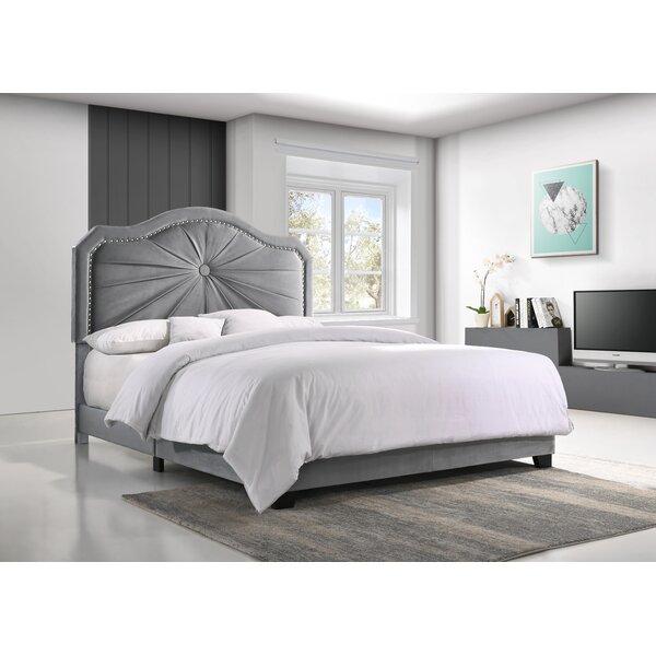 Kaukauna Upholstered Standard Bed By Mercer41 Great Reviews