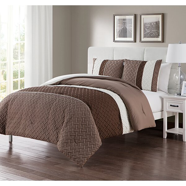 Aegean Comforter Set by Zipcode Design