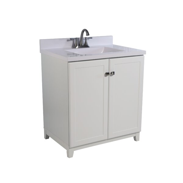 Rosalynn 2-Door 31 Single Bathroom Vanity by Ebern Designs