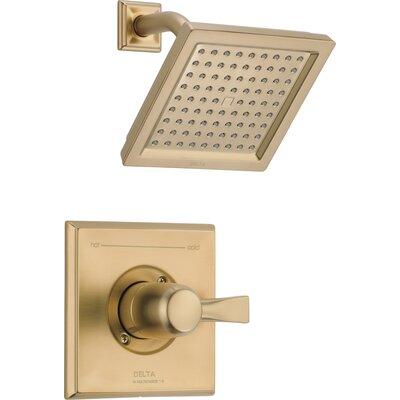Pressure Balanced Shower Faucet Hokinetic Technology
