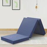 Astounding Folding Foam Chair Bed Wayfair Bralicious Painted Fabric Chair Ideas Braliciousco
