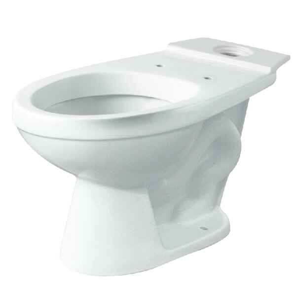 Madison Elongated Toilet Bowl by Transolid
