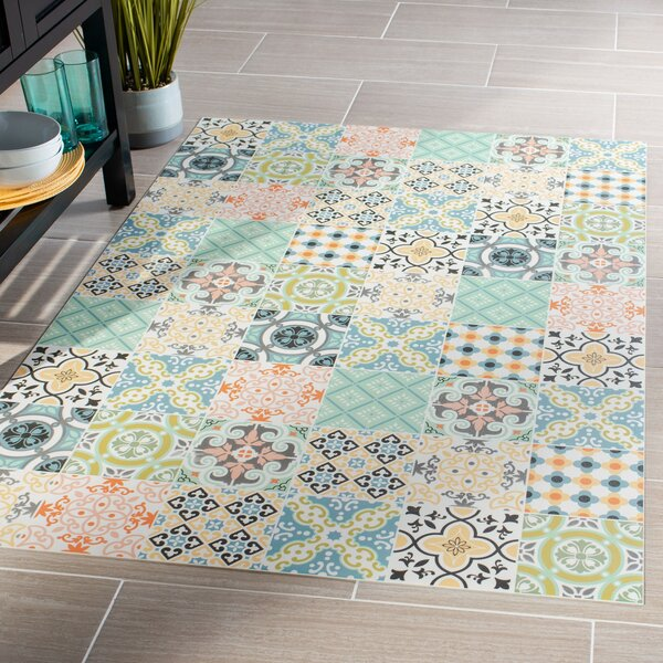 Jase Vinyl Floor One Hundred Twelve Kitchen Mat