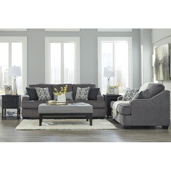 Nicholls Sleeper Configurable Living Room Set By Latitude Run