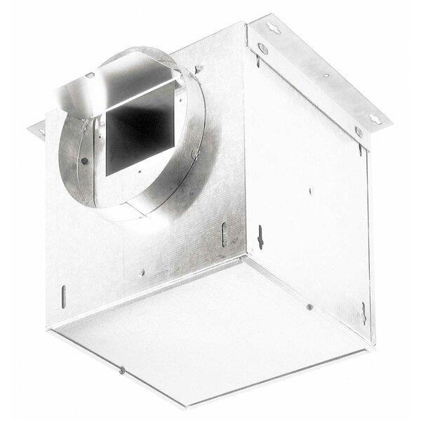 147 CFM In-Line Bathroom Fan by Broan