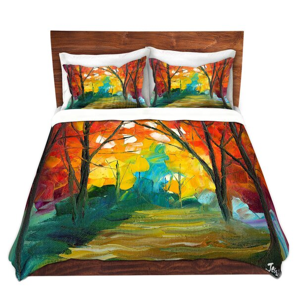 Autumn Solitude Duvet Cover Set