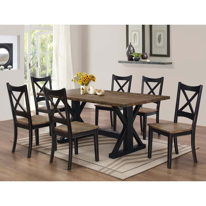 Beautiful Wolfe Dining Table