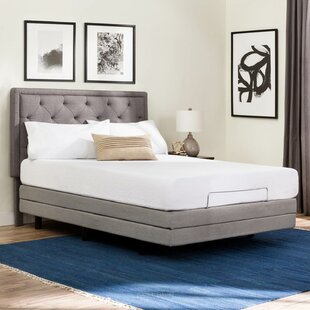 Deluxe Adjustable Bed Base by Brookside