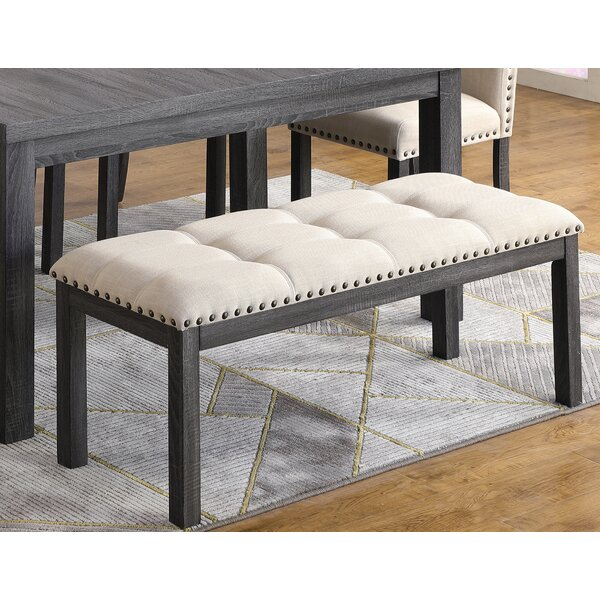 Queenborough Dining Bench by Gracie Oaks