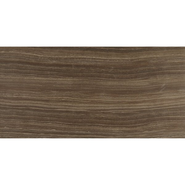 Austin 18 x 36 Porcelain Wood Look Tile in Bruno by Itona Tile