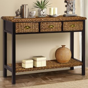 Online Reviews Nobles Console table ByBeachcrest Home