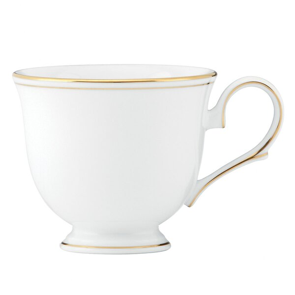 Federal Gold Footed Tea Cup by Lenox